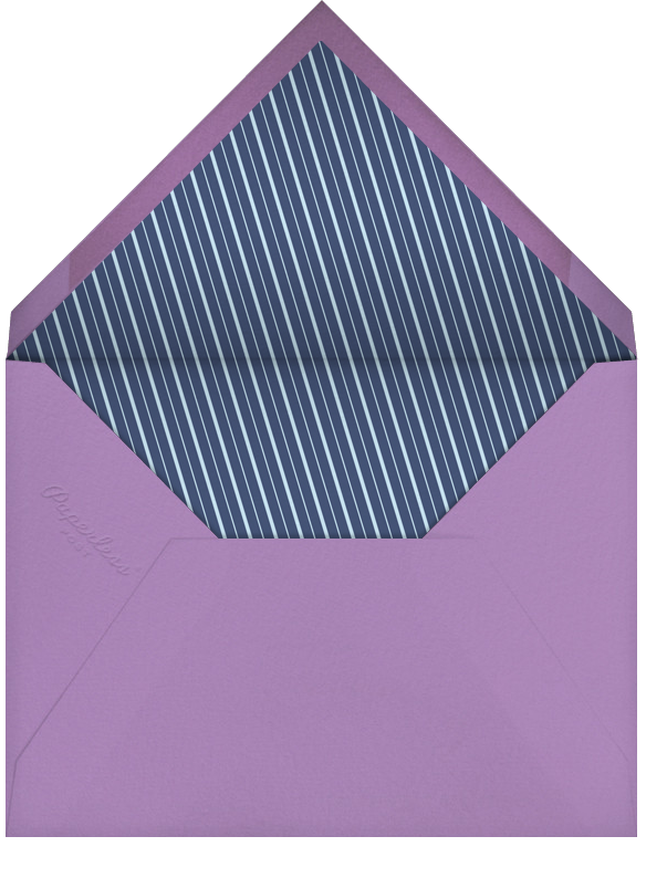Under the Weather - Paperless Post - Get well - envelope back
