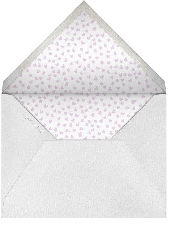 Sending Hearts - Linda and Harriett - Valentine's Day - envelope back