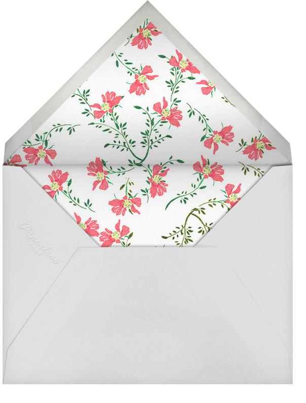 Standard - Pink - Paperless Post - Baptism  - envelope back