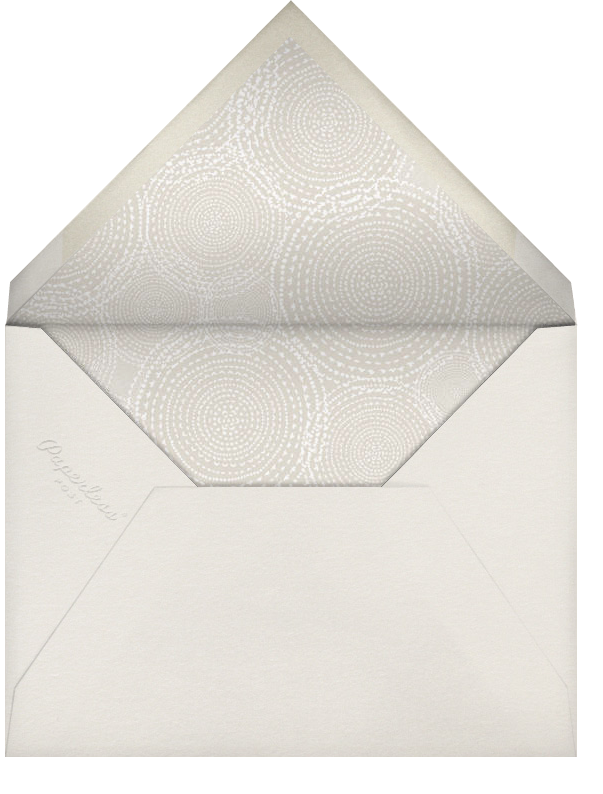 Standard Square - Paperless Post - Party save the dates - envelope back