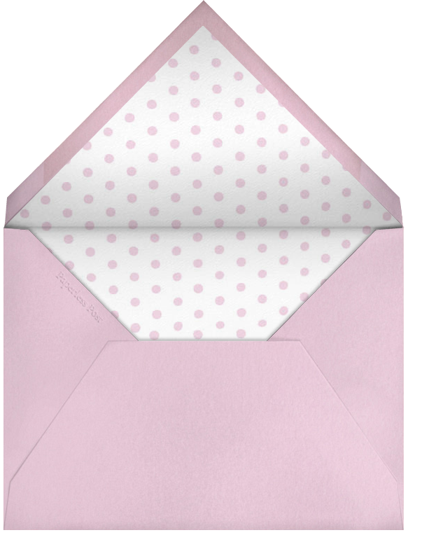 Valentines Silhouettes - Paperless Post - Valentine's Day - envelope back