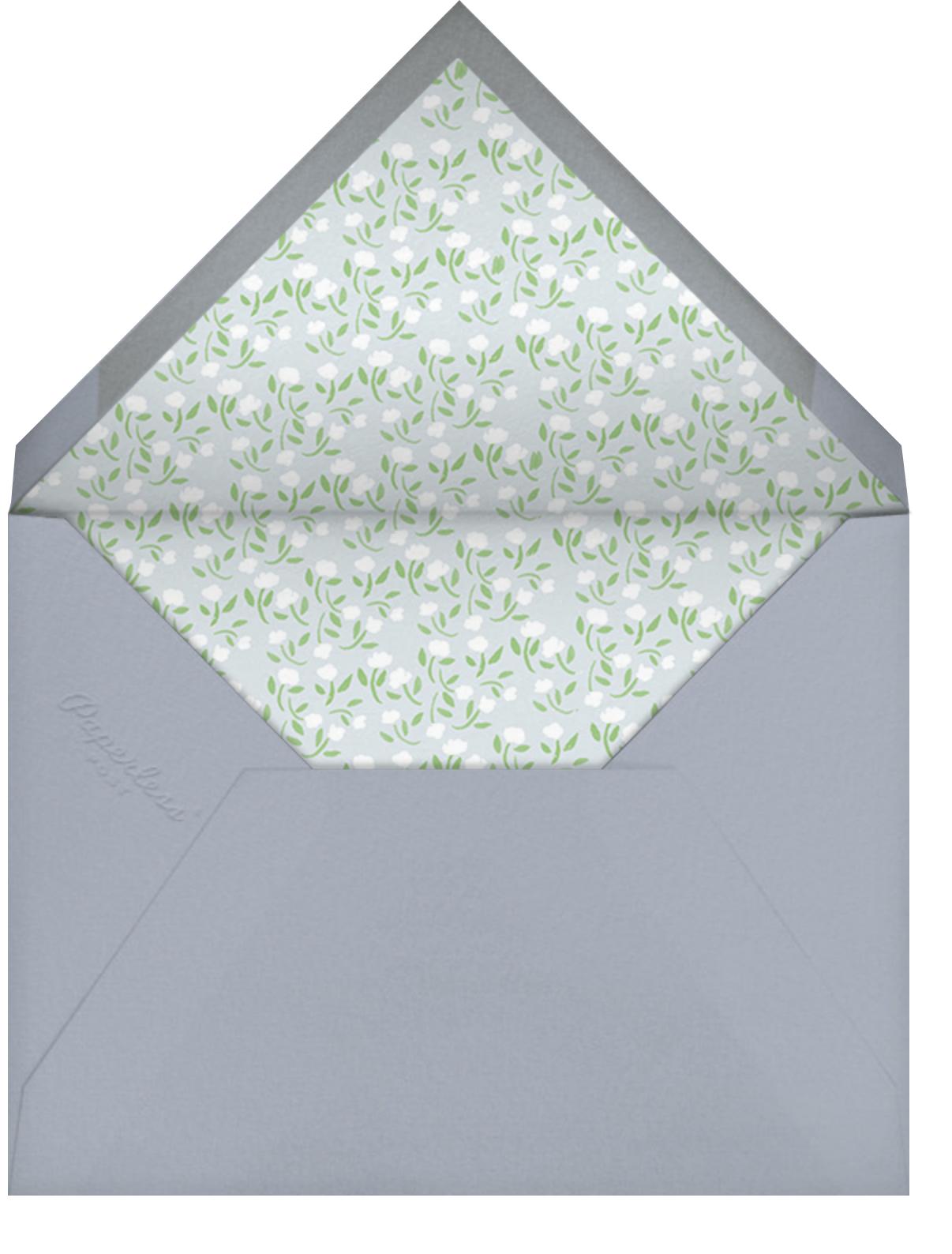 Mint - Paperless Post - null - envelope back