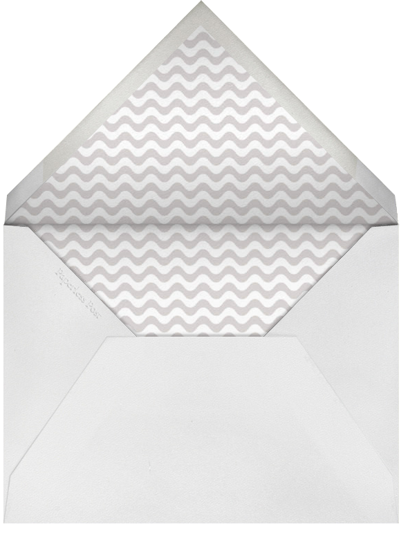 Port of Call - Navy Ivory - Paperless Post - Beach party - envelope back