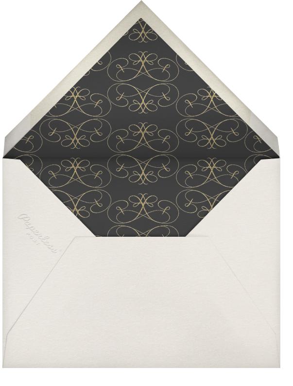Milestone - 50th - Bernard Maisner - Milestone  - envelope back