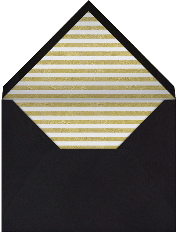 Champagne Gold (black) - Paperless Post - New Year's Eve - envelope back