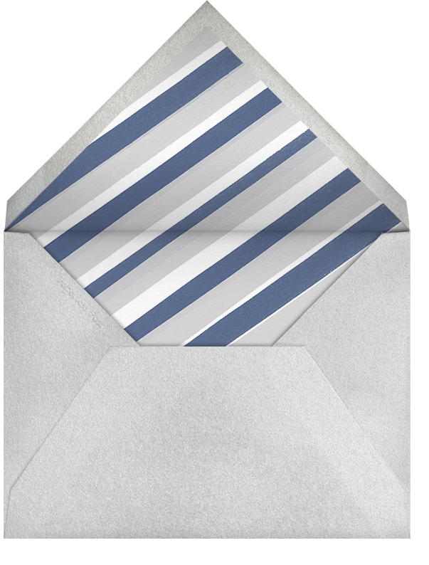 Halston - Paperless Post - General entertaining - envelope back