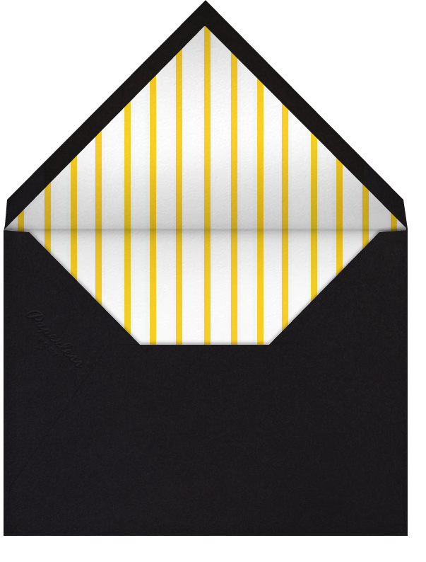Dachshund Thanks (Tabac) - Paperless Post - General - envelope back