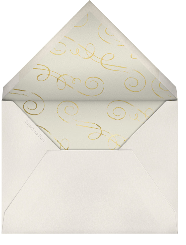 Gold Edge (Valrhona) - Paperless Post - null - envelope back