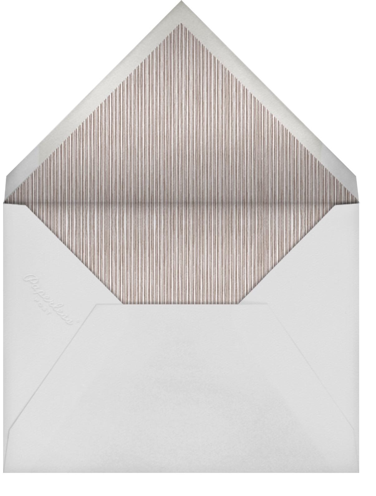 Perugia (Valrhona) - Paperless Post - General entertaining - envelope back