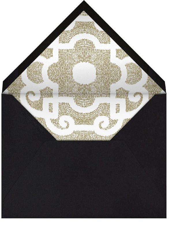 Matterhorn (Large Tall) - Paperless Post - Anniversary party - envelope back