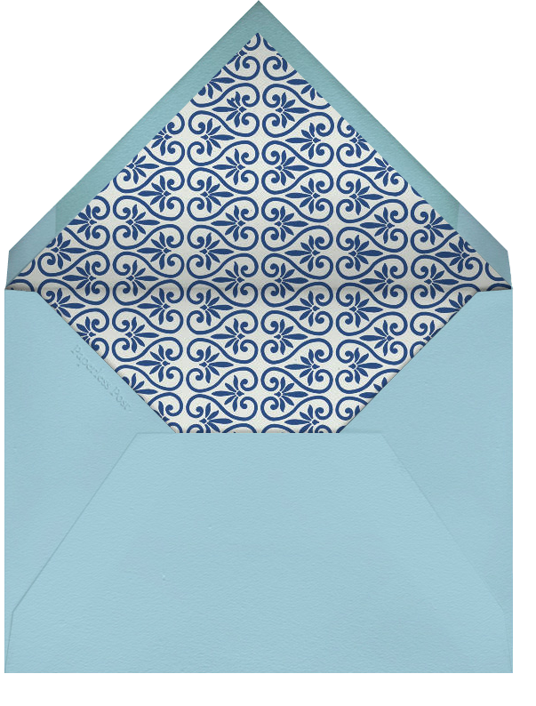 Grandmommy's House - Mr. Boddington's Studio - Mother's Day - envelope back