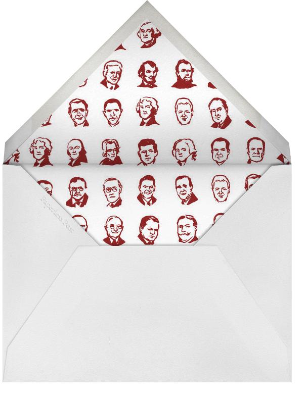 Stars Navy - Paperless Post - Envelope