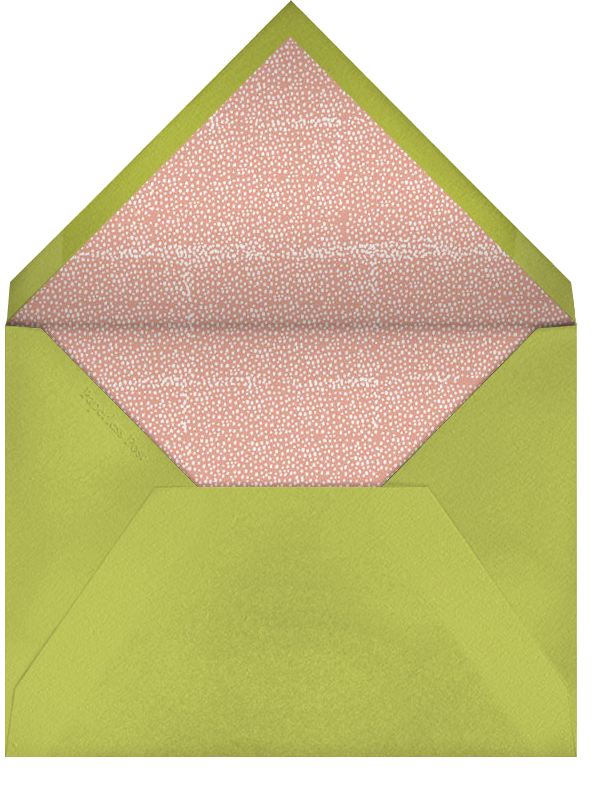 I'll Catch a Ride with Father - Mr. Boddington's Studio - Father's Day - envelope back