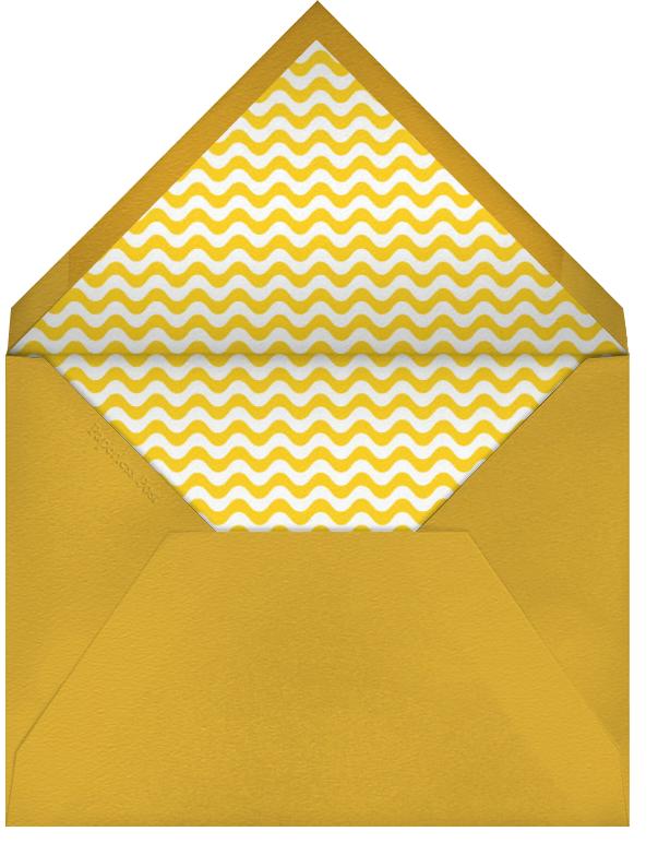 Dia de los Muertos - Dempsey Blue - Paperless Post - Halloween - envelope back