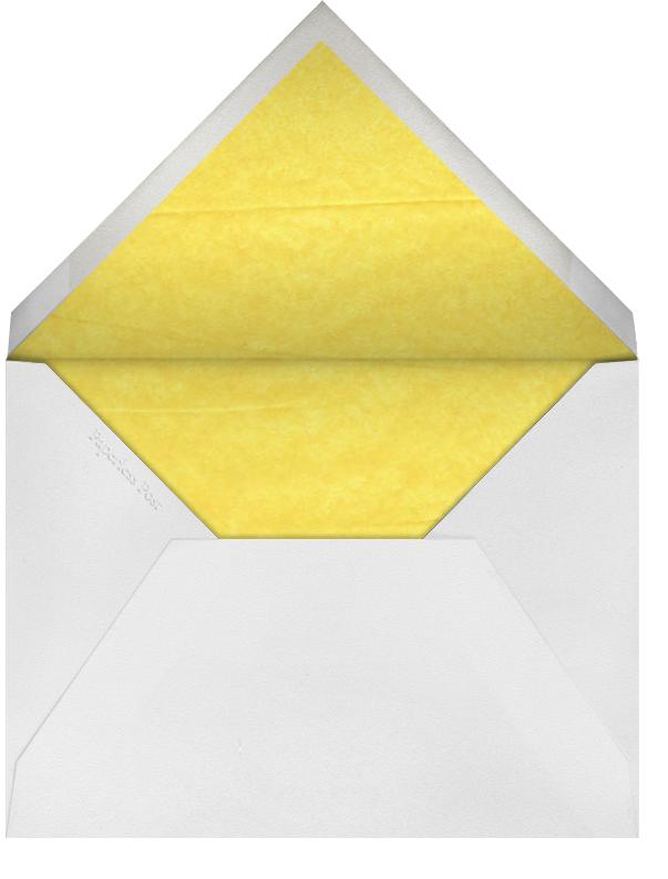Deckle  - Black Plum Tall - Paperless Post - null - envelope back