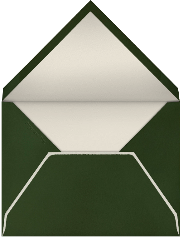 Deckle - Pumpkin Square - Paperless Post - null - envelope back