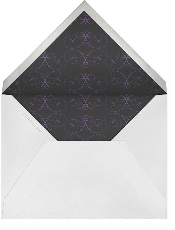 40th Anniversary - Bernard Maisner - Envelope