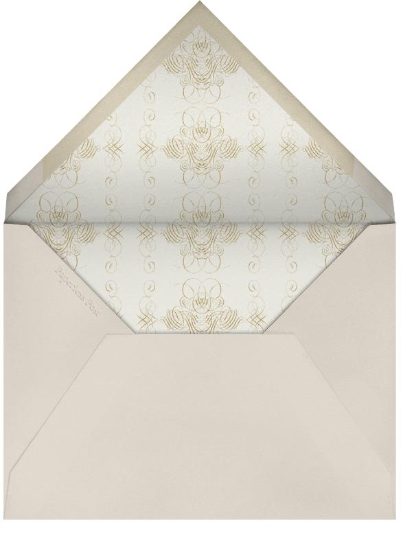 50th Anniversary - Bernard Maisner - Anniversary cards - envelope back