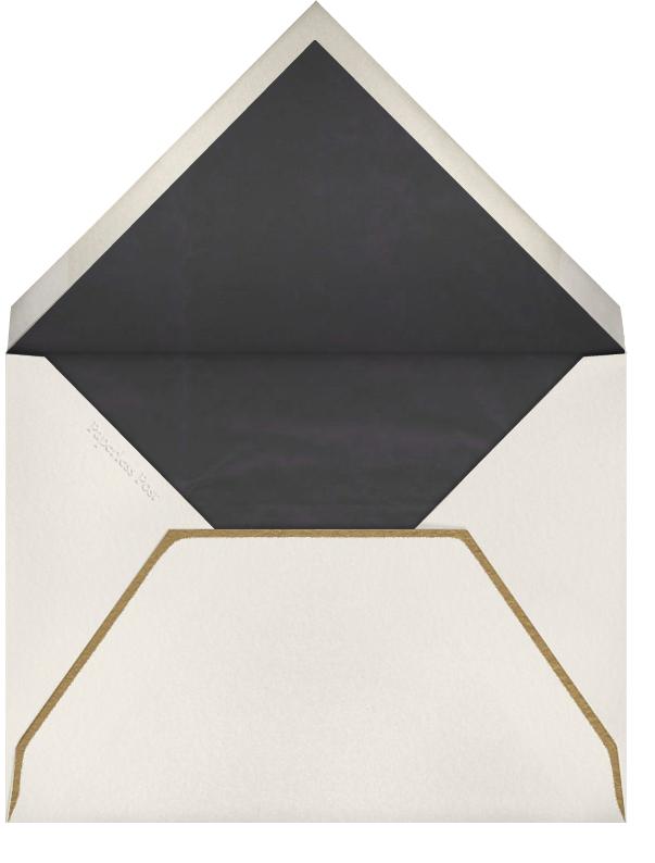 Thurloe - Paperless Post - Gatsby parties - envelope back