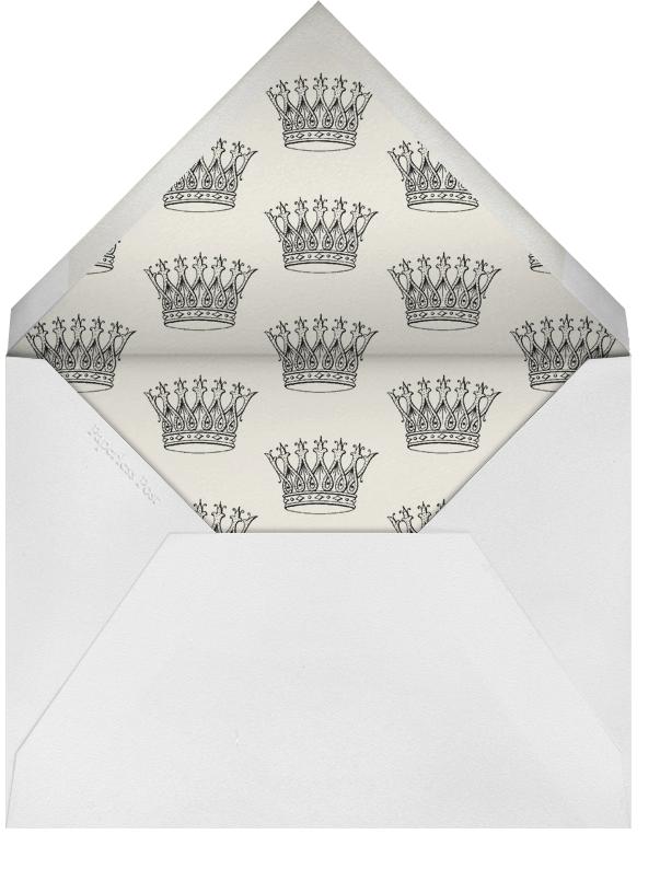 Merry Christmas - Bernard Maisner - Christmas - envelope back