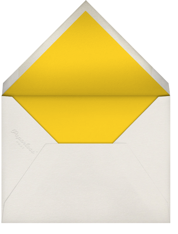 Happy Kwanzaa - Paperless Post - Kwanzaa - envelope back