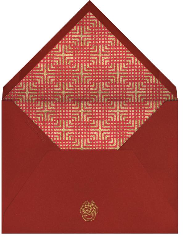 Double Dragon - Paperless Post - Envelope