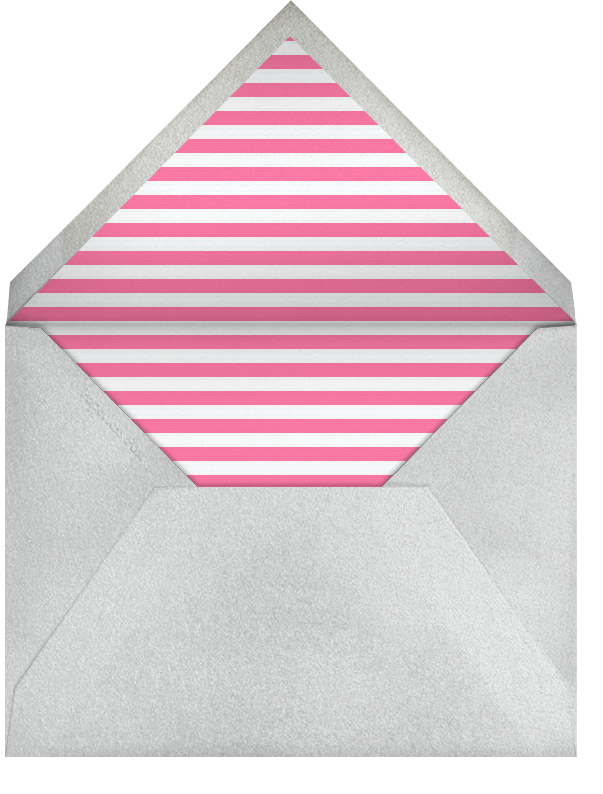 Pavlova - Paperless Post - Valentine's Day - envelope back
