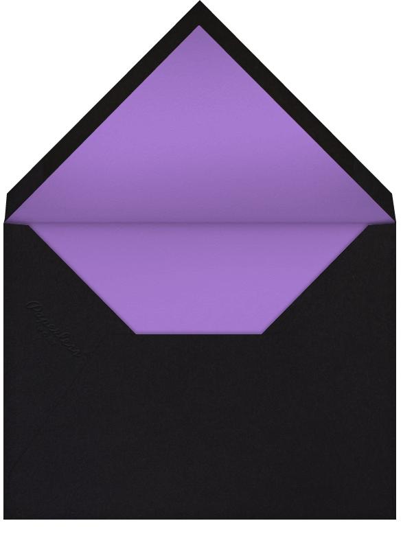 Harlequin Diamonds - Paperless Post - Envelope
