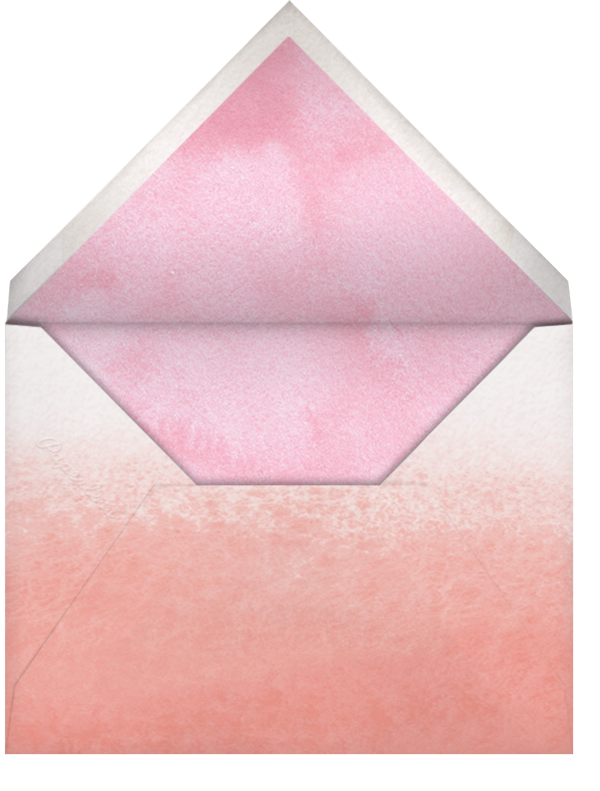 Stupid Cupid - Paperless Post - Valentine's Day - envelope back