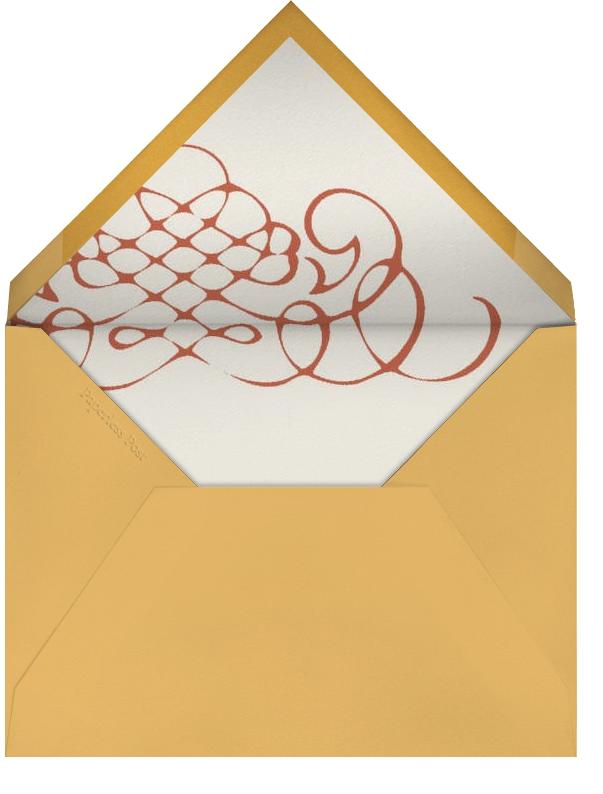 Hamantaschen - Paperless Post - Purim - envelope back