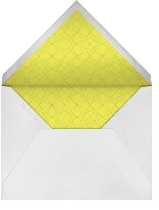 Track Shoe - Paperless Post - Sports - envelope back