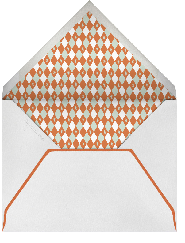 Tennis Racquet - Paperless Post - Sports - envelope back