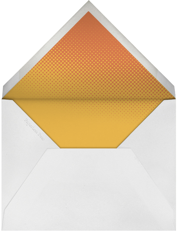 The Wrestlers - Paperless Post - Sports - envelope back