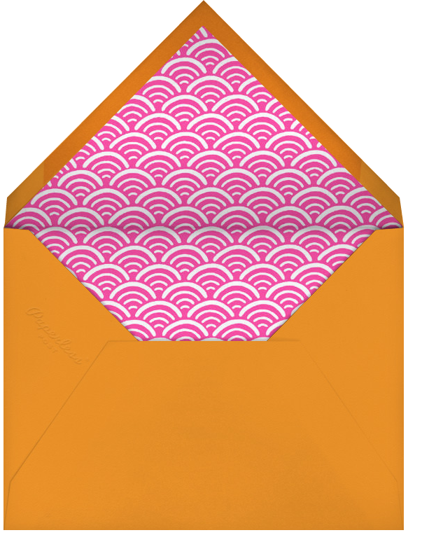 Faster, Higher, Stronger - Barbie - Paperless Post - Sports - envelope back