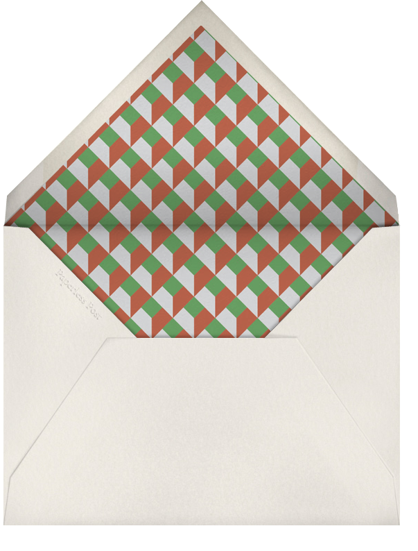 Fencing Swords - Paperless Post - Sports - envelope back