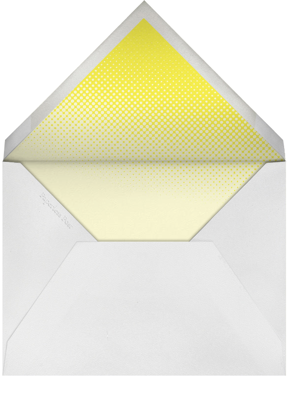 Abstract Rings - Darks - Paperless Post - Sports - envelope back
