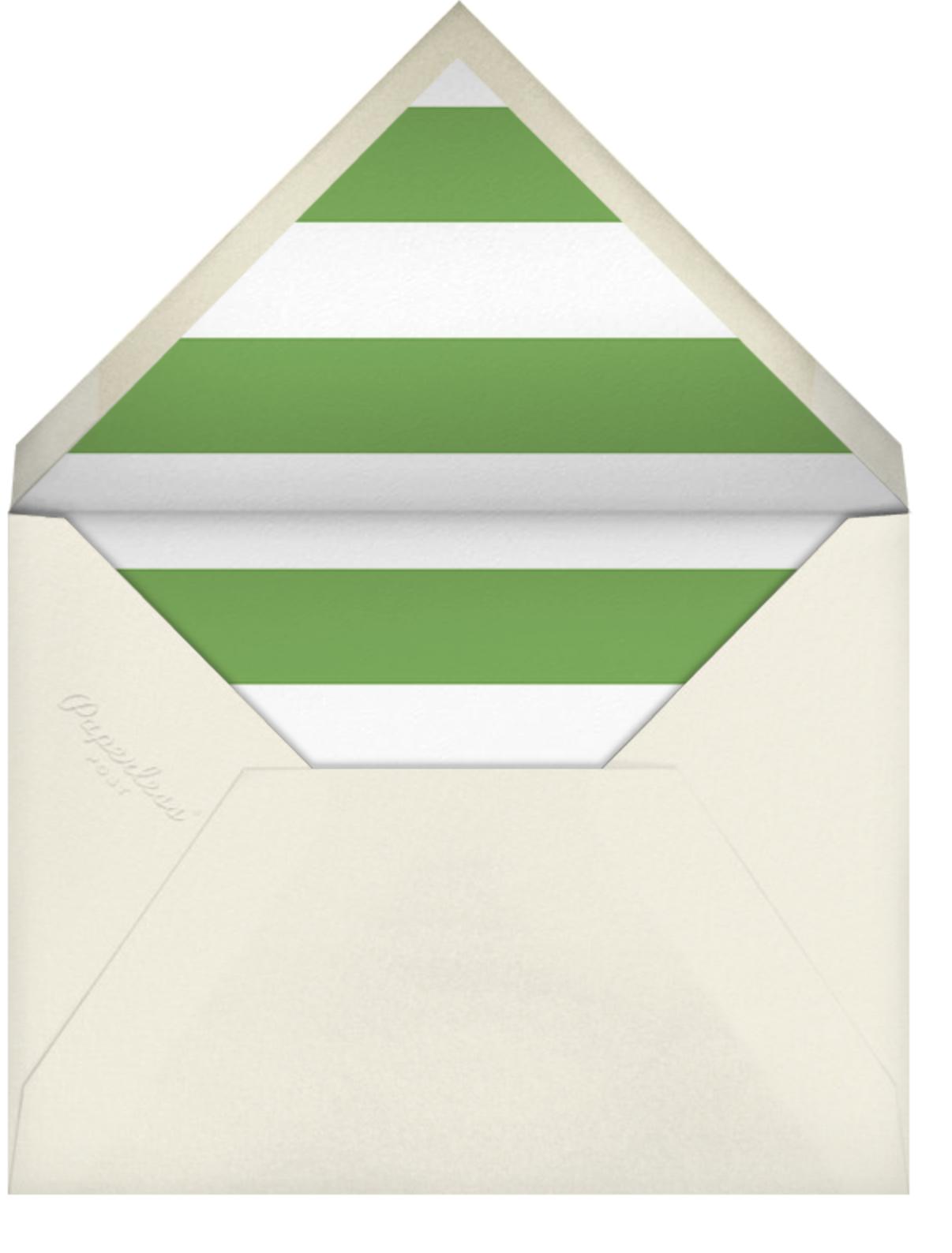 Baseball Diamond - Paperless Post - Kids' birthday - envelope back