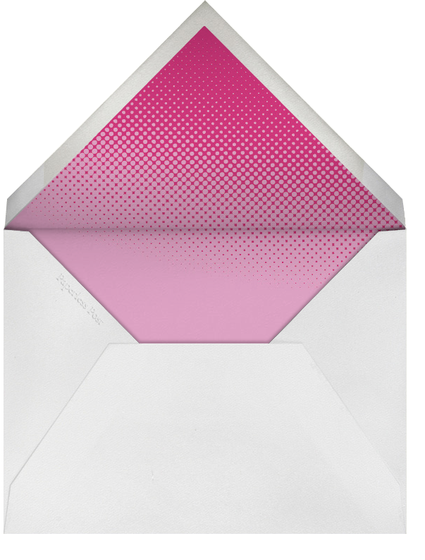 Abstract Rings - Brights - Paperless Post - Sports - envelope back