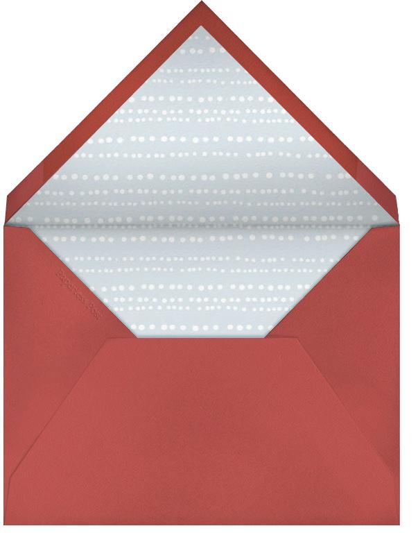 Je t'aime Heart  - Paperless Post - Envelope