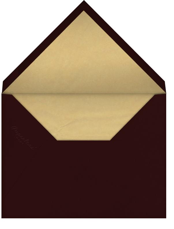 Tangiers - Clay - Paperless Post - Ramadan - envelope back