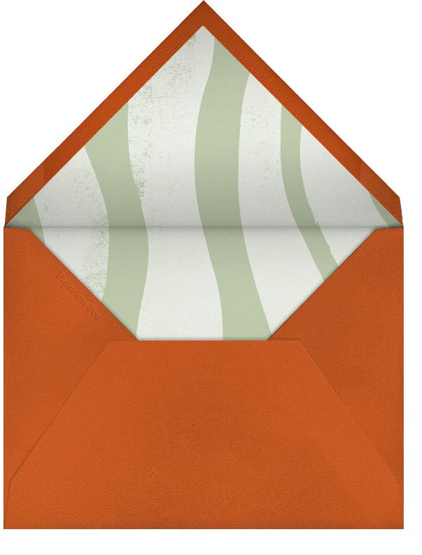 Ghostling - Paperless Post - Halloween - envelope back