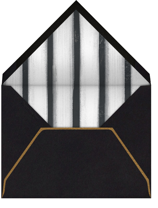 Seymour Bones - Paperless Post - Halloween - envelope back