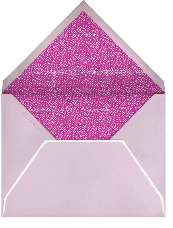 San Diego in the 70s - Pinks - Mr. Boddington's Studio - Adult birthday - envelope back