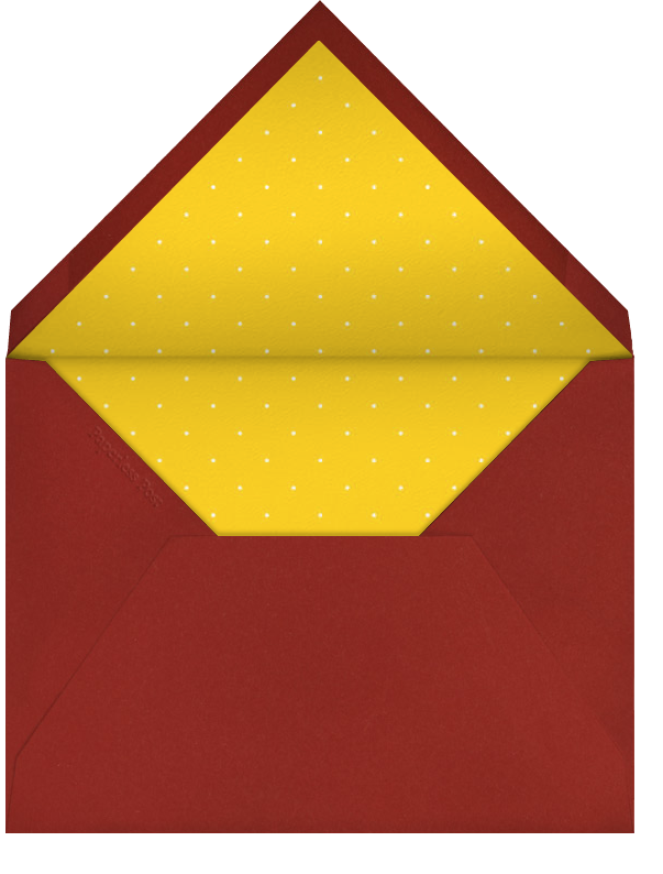 Mariachi Band - Paperless Post - Cinco de Mayo - envelope back
