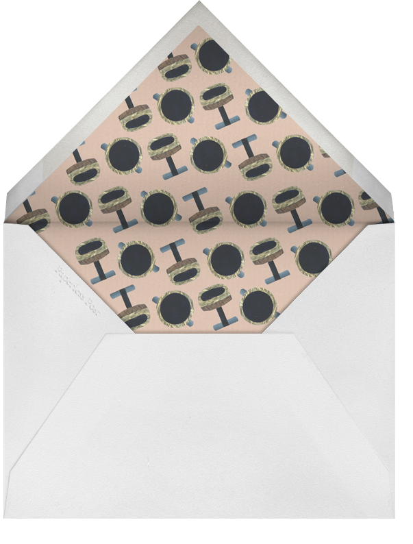 Happy Birthday Handsome - Paperless Post - Birthday - envelope back