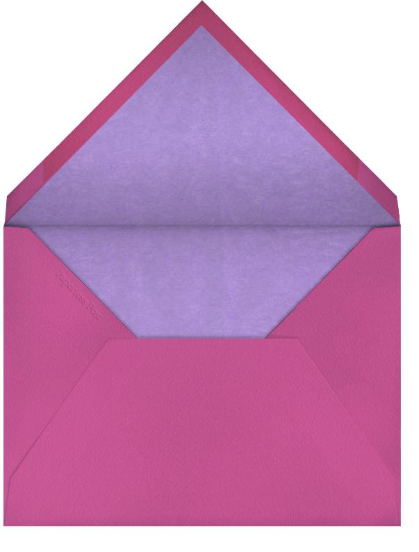 I Love You Mom - Linda and Harriett - Mother's Day - envelope back