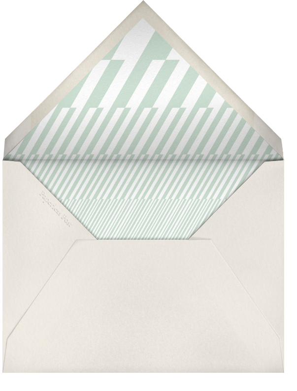 Racing Silks - Paperless Post - Sports - envelope back