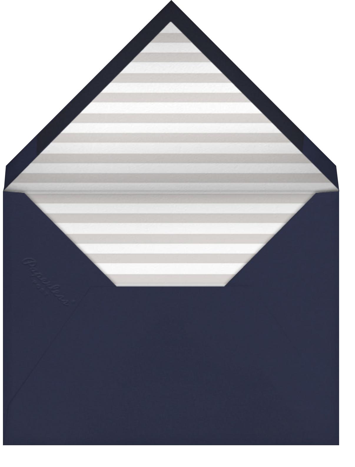 Glyptotek - Prep - Paperless Post - Adult birthday - envelope back