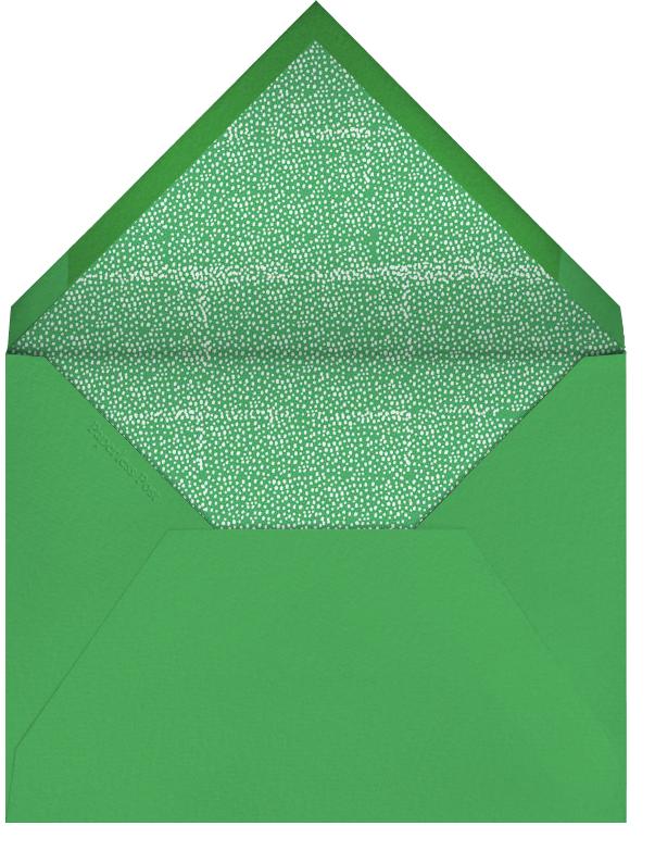 Mama Duck - Great Scot - Mr. Boddington's Studio - Baby shower - envelope back