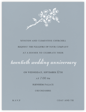 Pacific - Paperless Post - Celebration invitations